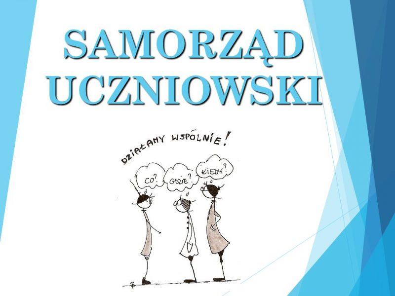 Wybory do Samorządu Uczniowskiego - ZSE